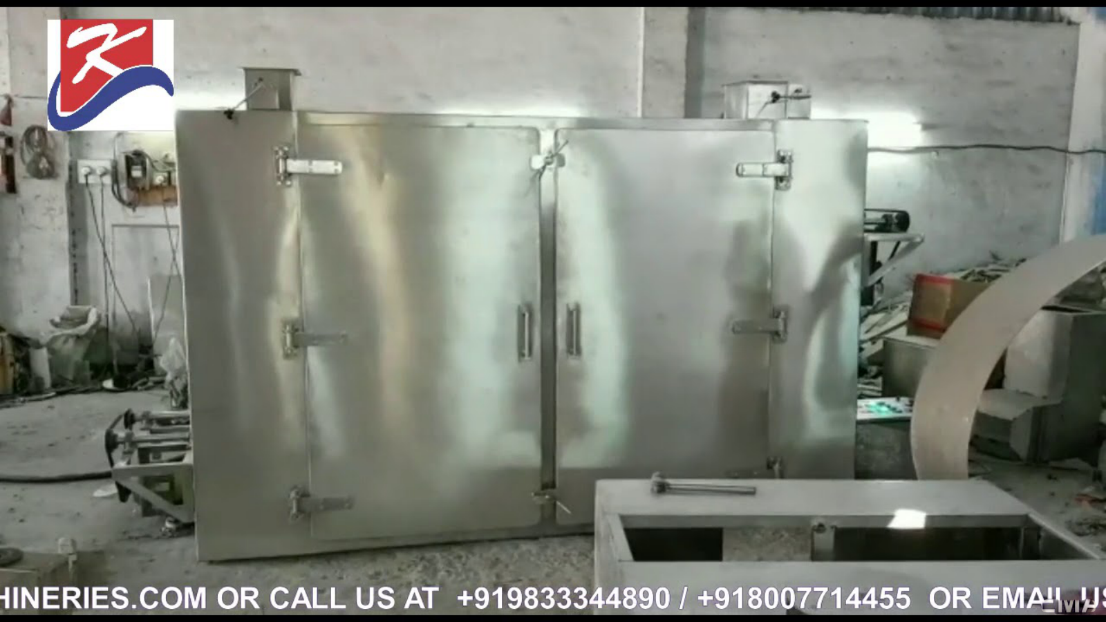 Tray Dryer From KPM Pharma Machineries
